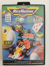 Megadrive Micro Machines (CIB)