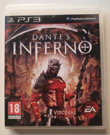 PS3 Dante's Inferno (CIB)