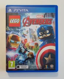 PS Vita LEGO Marvel Avengers (CIB)