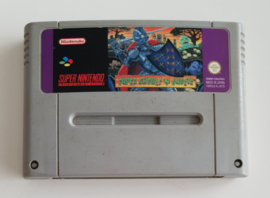 SNES Super Ghouls 'n Ghosts (cart only) FAH