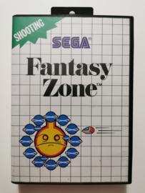Master System Fantasy Zone (CIB) Blue Label Version
