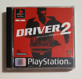 PS1 Driver 2 Back on the Streets (CIB)