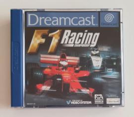 Dreamcast F1 Racing Championship (CIB)