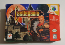 N64 Castlevania (Box + Cart) USA