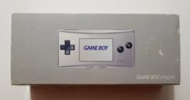 Gameboy Micro Silver (CIB)
