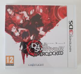 3DS Shin Megami Tensei - Devil Survivor Overclocked (CIB) UKV