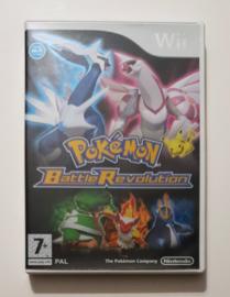 Wii Pokémon Battle Revolution (CIB) HOL
