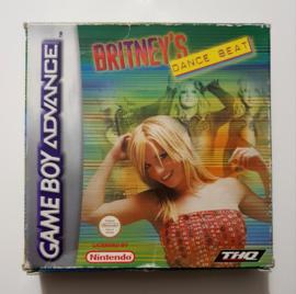 GBA Britney's Dance Beat (CIB) EUR