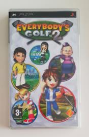 PSP Everybody's Golf 2 (CIB)