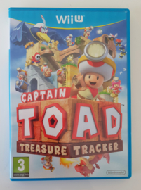 Wii U Captain Toad - Treasure Tracker (CIB) UKV
