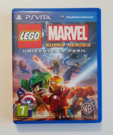 PS Vita LEGO Marvel Super Heroes - Universe in Peril (CIB)