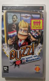 PSP Buzz! De Slimste van Nederland (CIB)