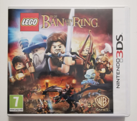 3DS LEGO - In De Ban van de Ring (CIB) HOL