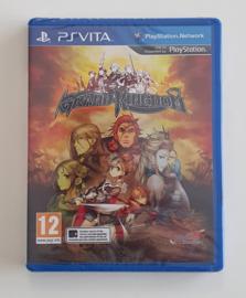 PS Vita Grand Kingdom (factory sealed)
