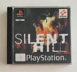 PS1 Silent Hill (CIB)