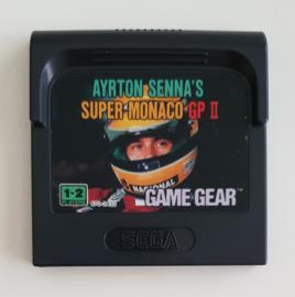 Game Gear Ayrton Senna's Super Monaco GP II (cart only)