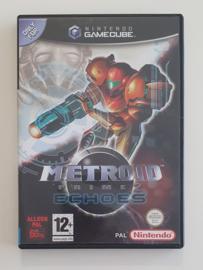 Gamecube Metroid Prime 2 - Echoes (CIB) HOL