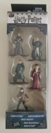 Metals Die Cast - Nano Metalfigs 5-pack (Harry Potter Pack 2) new