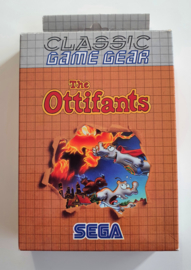Game Gear The Ottifants Classic (CIB)