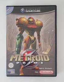 Gamecube Metroid Prime (CIB) HOL