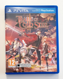 PS Vita The Legend of Heroes: Trails of Cold Steel (CIB)
