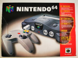 N64 Console Pak (boxed)