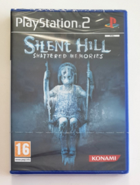 PS2 Silent Hill: Shattered Memories (factory sealed)