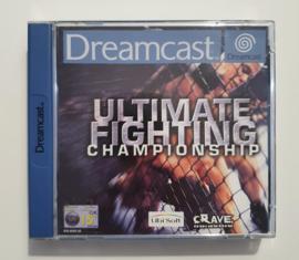 Dreamcast Ultimate Fighting Championship (CIB)
