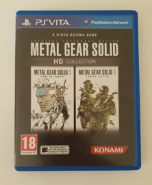 PS Vita Metal Gear Solid HD Collection (CIB)