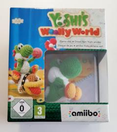 Wii U Yoshi's Woolly World Limited Edition (CIB) EUR