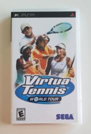 PSP Virtua Tennis World Tour (CIB) US Version