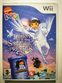 Wii Dora redt de Sneeuwprinses (CIB) HOL