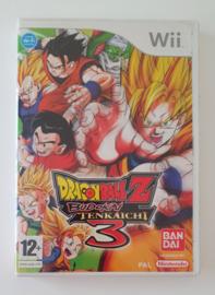 Wii Dragon Ball Z Budokai Tenkaichi 3 (CIB)