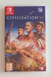Switch Sid Meier's Civilization VI (CIB) FAH