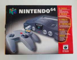 N64 Console Pak (boxed) FAH