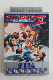 Game Gear Streets of Rage II (CIB)
