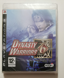 PS3 Dynasty Warriors 6  (factory sealed)