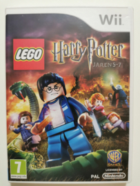 Wii LEGO Harry Potter Jaren 5-7 (CIB) HOL