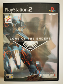 PS2 Zone of the Enders (CIB)
