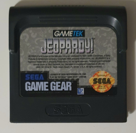 Game Gear Jeopardy (cart only)