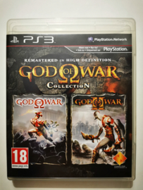 PS3 God of War Collection (CIB)