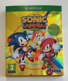 Xbox One Sonic Mania Plus (CIB)