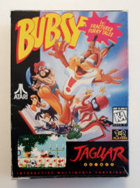 Atari Jaguar Bubsy In: Fractured Furry Tales (CIB)