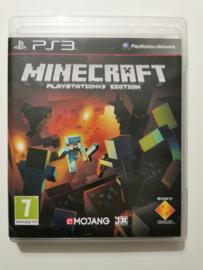 PS3 Minecraft Playstation 3 Edition (CIB)