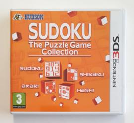3DS Sudoku The Puzzle Game Challenge (CIB) UKV