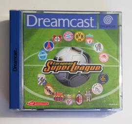 Dreamcast European Super League (CIB)