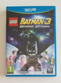 Wii U LEGO Batman 3 Beyond Gotham (CIB) FAH