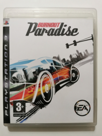 PS3 Burnout Paradise (CIB)