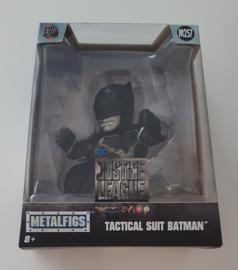 Metals Die Cast - Tactical Suit Batman M257 10 cm (DC Justice League) new