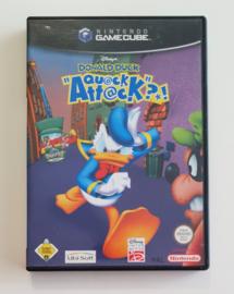 Gamecube Disney's Donald Duck Quack Attack (CIB) EUR